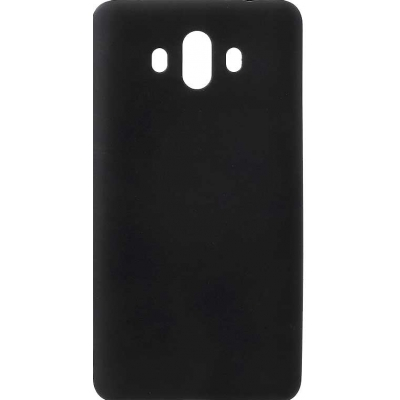 Θήκη Σιλικόνης για Huawei MATE 10 Μαύρη
