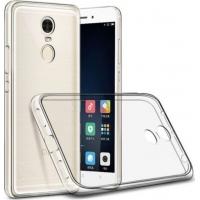 Θήκη Σιλικόνης για Xiaomi Redmi Note 4x Διάφανη