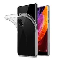 Θήκη Σιλικόνης για Xiaomi Mi Mix 2 Διάφανη