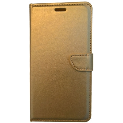 Θήκη Book για Xiaomi Redmi Note 4X Χρυσή