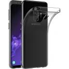 Θήκη Σιλικόνης για Samsung S9+ G965F Διάφανη
