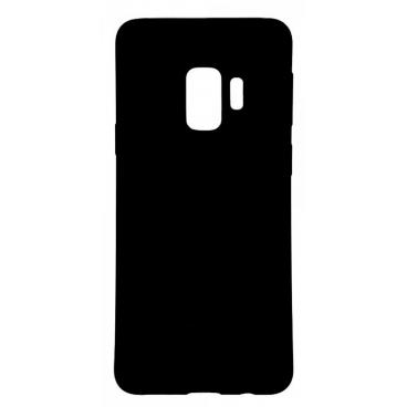Θήκη Σιλικόνης για Samsung S9 G960F Μαύρη