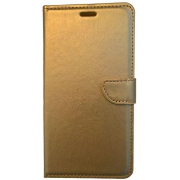 Θήκη Book για Samsung J3 2016 J320 Χρυσή