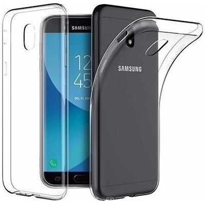 Θήκη Σιλικόνης για Samsung J7 2017 J730 Διάφανη
