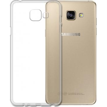 Θήκη Σιλικόνης για Samsung A5 2017 A520 Διάφανη