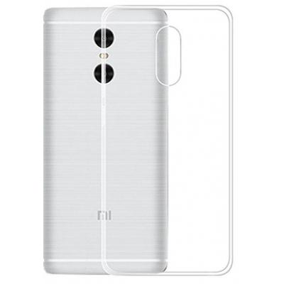 Θήκη Σιλικόνης για Xiaomi Redmi Note 4 Διάφανη