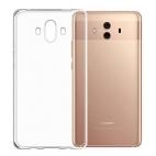 Θήκη Σιλικόνης για Huawei MATE 10 Διάφανη