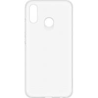 Θήκη Σιλικόνης για Huawei P20 Lite Διάφανη