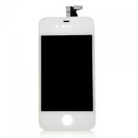 Συναρμολογημένη Οθόνη LCD για iPhone 4 Λευκό