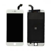 Συναρμολογημένη Οθόνη LCD για iPhone 6 Plus Λευκό