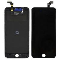 Συναρμολογημένη Οθόνη LCD για iPhone 6 Plus Μαύρο