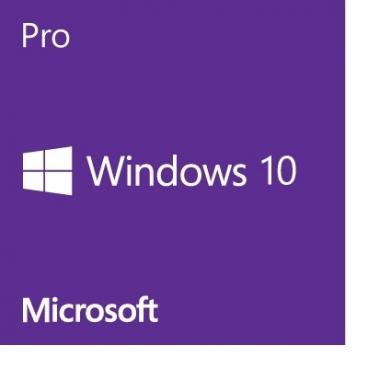 MICROSOFT Windows Pro 10, 64bit, English, DSP
