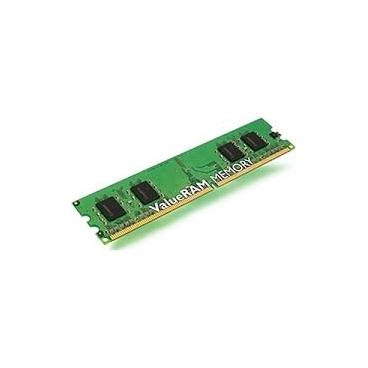 KINGSTON Memory KVR16N11S6/2, DDR3, 1600MHz, Single Rank, 2GB