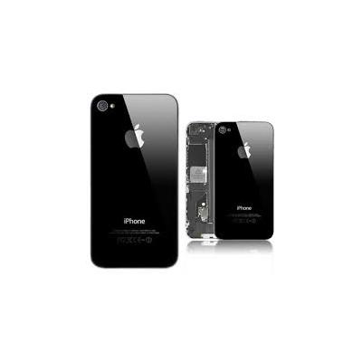 Πίσω Καπάκι/Back cover για iPhone 4 Μαύρο