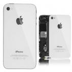 Πίσω Καπάκι cover backplate για iPhone 4s Λευκό