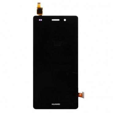 Οθόνη LCD (Digitizer) για Huawei Ascend P8 Lite Μαύρο
