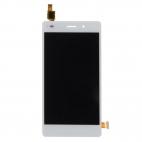 Οθόνη LCD (Digitizer) για Huawei Ascend P8 Lite Λευκό