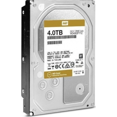 Western Digital Gold 4TB WD4002FYYZ