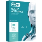 ESET NOD32 Antivirus Version 10 - 3 Licenses