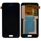 Γνήσια Οθόνη με Μηχανισμό Αφής Για Samsung J1 SM-J120F 2016 Μαύρο GH97-18224C