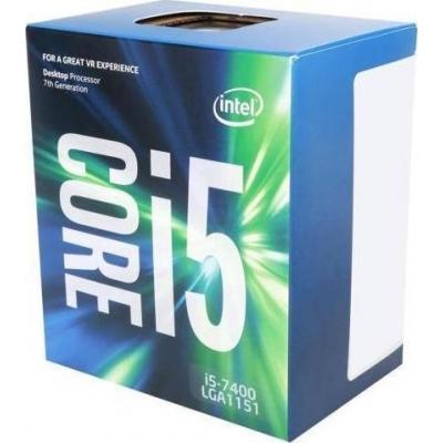 Intel Core i5-7400 Box, BX80677I57400