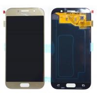 Οθόνη με Μηχανισμό Αφής Για Samsung A5 SM-A520F 2017 Χρυσό GH97-19733B