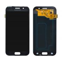 Οθόνη με Μηχανισμό Αφής Για Samsung A5 SM-A520F 2017 Μαύρο GH97-19733A
