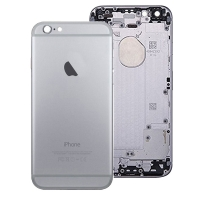 Πίσω Καπάκι/Back Cover Για iPhone 6S Plus Space Grey