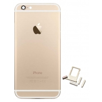 Πίσω Καπάκι/Back Cover Για iPhone 6S Plus Gold