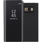 Θήκη Clear View για Samsung S8 Μαύρη
