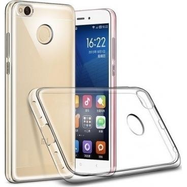 Θήκη Σιλικόνης για Xiaomi Redmi 4x Διάφανη