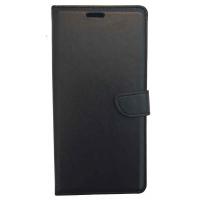Θήκη Book Δερματίνης για Nokia 6 Μαύρη