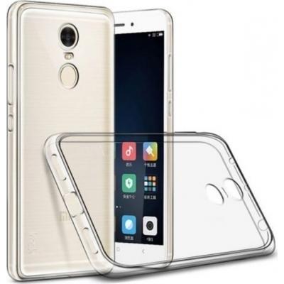 Θήκη Σιλικόνης για Xiaomi Redmi Note 4/4x Διάφανη