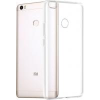 Θήκη Σιλικόνης για Xiaomi Mi Max 2 Διάφανη