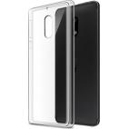 Θήκη Σιλικόνης για Nokia 6 (2017) Διάφανη