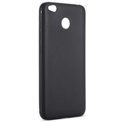 Θήκη Σιλικόνης για Xiaomi Redmi 4X Μαύρη