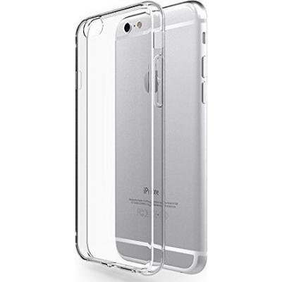 Θήκη Σιλικόνης για iPhone 6/6s Διάφανη