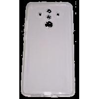 Θήκη Σιλικόνης για Huawei MATE 10 Pro Διάφανη