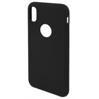 Θήκη Σιλικόνης για iPhone X Μαύρη