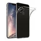 Θήκη Σιλικόνης για iPhone X Διάφανη
