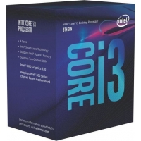 Intel Core i3-8100 Box, BX80684I38100