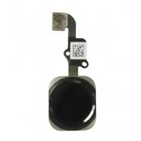 Καλωδιοταινία Home Button flex για iPhone 6 Μαύρο