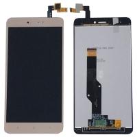 Οθόνη LCD Για Xiaomi Redmi Note 4X Χρυσή (Snapdragon)