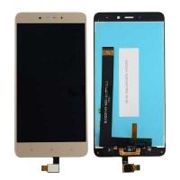 Οθόνη LCD Για Xiaomi Redmi Note 4 Χρυσή (Mediatek)
