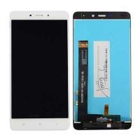 Οθόνη LCD Για Xiaomi Redmi Note 4 Λευκή (Mediatek)