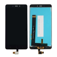 Οθόνη LCD Για Xiaomi Redmi Note 4 Μαύρη (Mediatek)