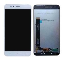 Οθόνη LCD Για Xiaomi Mi A1/5X Λευκή