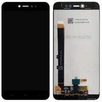 Οθόνη LCD Για Xiaomi Redmi Note 5A Prime Μαύρη