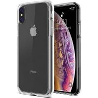 Θήκη Σιλικόνης Για iPhone XS MAX Διάφανη