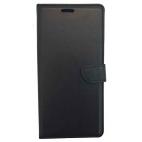 Θήκη Book Δερματίνης για Xiaomi Redmi Note 6 Pro Μαύρη